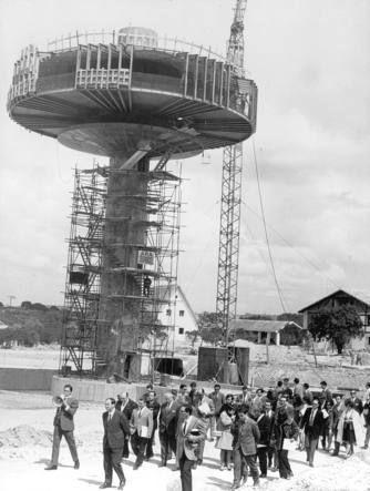 Inauguración del Parque De Atracciones de Madrid, 1969