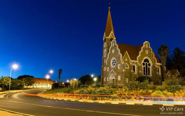 The capital and largest city of #Namibia- #Windhoek, is a modern town that still retains the charm of its ancient German colony! It features an abundance of colonial architectural buildings, shady green parks, sidewalk cafes and awe-inspiring German castles. Book a cheap car rental deal from #VipCars and explore the Germanic capital of the country without compromising on your comfort or budget!