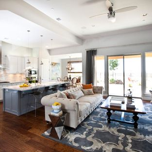 1000 Images About Open Concept Kitchen Living Room On