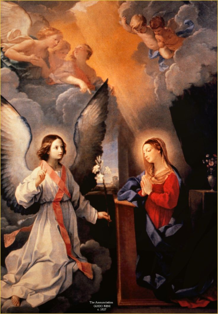 Famous Paintings Of The Blessed Virgin