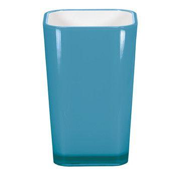 Kelímok na zubné kefky Easy Blue | Bonami