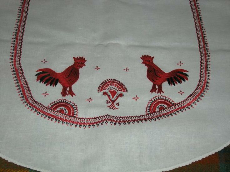 ++ POLISH EMBROIDERY ++ Embroidery from Kurpie, Poland.
