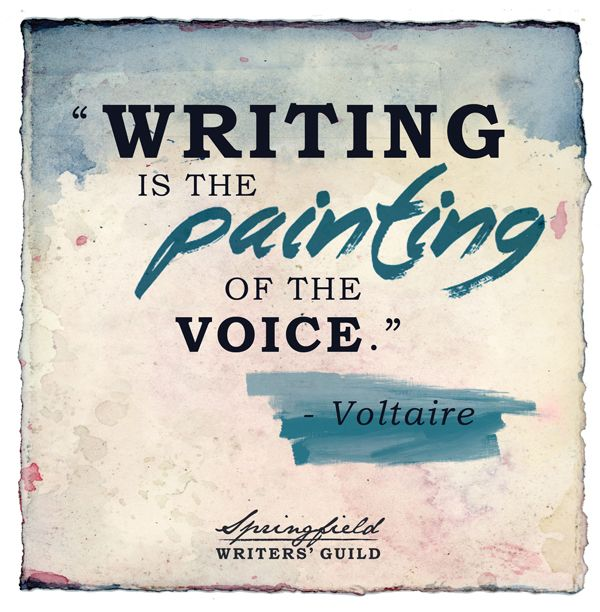 voice writing Writing coaches, teachers, and authors of creative writing books often speak of a writer's voice as distinguished from other literary elements however, as voice is.