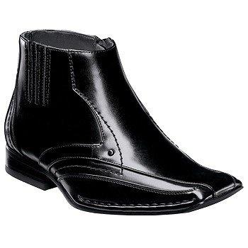 Stacy Adams Verdict Pre/Grd Boots (Black) - Kids' Boots - 5.5 M