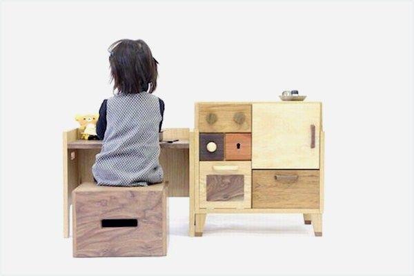 Inovative Children's Furniture From Masahiro Minami | Handmade Charlotte<!--more-