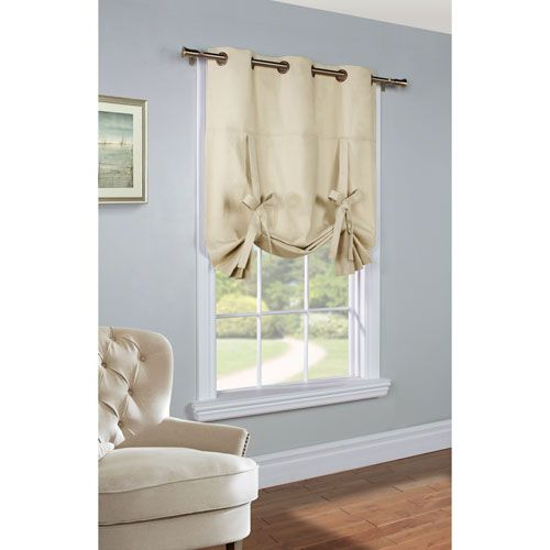 17 Best Ideas About Tie Up Curtains On Pinterest No Sew
