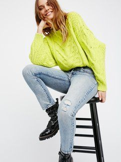 Free People Bonfire Sweater Found on my new favorite app Dote Shopping #DoteApp #Shopping