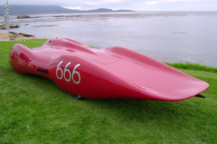///KarzNshit///: '52 The Beast III Streamliner - Chet Herbert