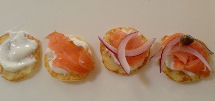 The Perfect Gluten-Free Blini