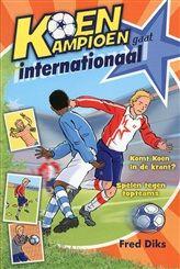 Koen Kampioen gaat internationaal  Koens droom is uitgekomen: hij is geselecteerd door zijn favoriete profclub Stark!  http://www.bruna.nl/boeken/koen-kampioen-gaat-internationaal-9789020694574