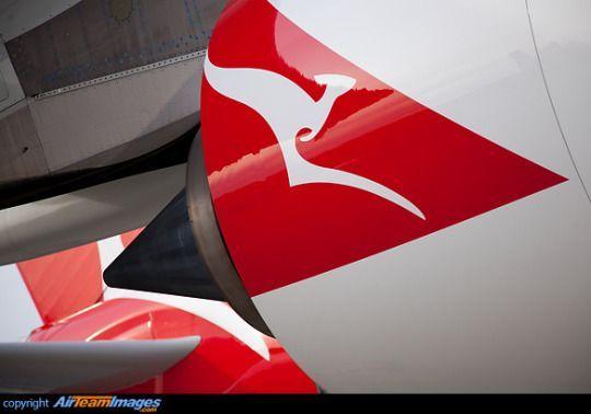 Qantas A380-842 VH-OQD