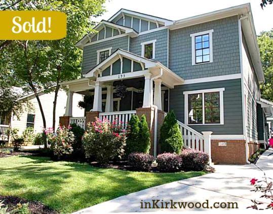 34 best homes sold by nest atlanta images on pinterest for Craftsman home builders atlanta