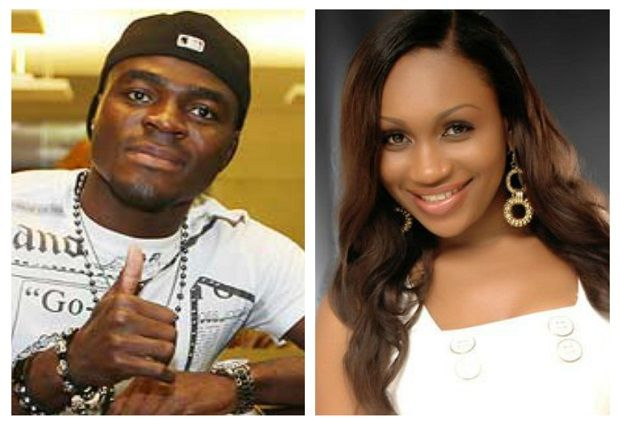 Ebube Nwagbo Allegedly In Sizzling Romance With Football Player Emmanuel Emenike