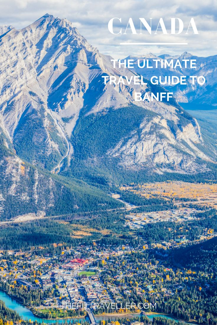 Ultimate Travel Guide to Banff, Canada. What to see, dine, explore and eat in the beautiful town in the Canadian Rockies. ********** Where to stay in Banff | Things to do in Banff | What to do in Banff | What to see in Banff | Best of Canadian Rockies | Travel Guide Banff | Ultimate Guide to Banff | Travel Guide Canada | Where to stay in Banff | Where to eat in Banff | Must see Banff | Banff Canada | Hiking Banff |