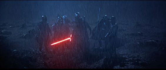 Star Wars: The Force Awakens - theory on the story of Episode VII