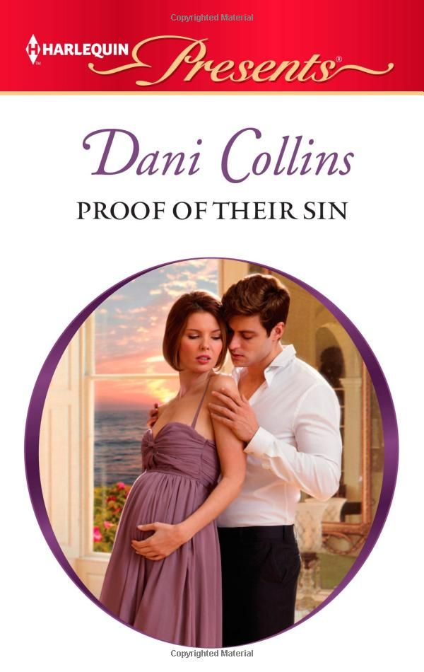 Proof of Their Sin: Dani Collins: 9780373131662: Amazon.com: Books