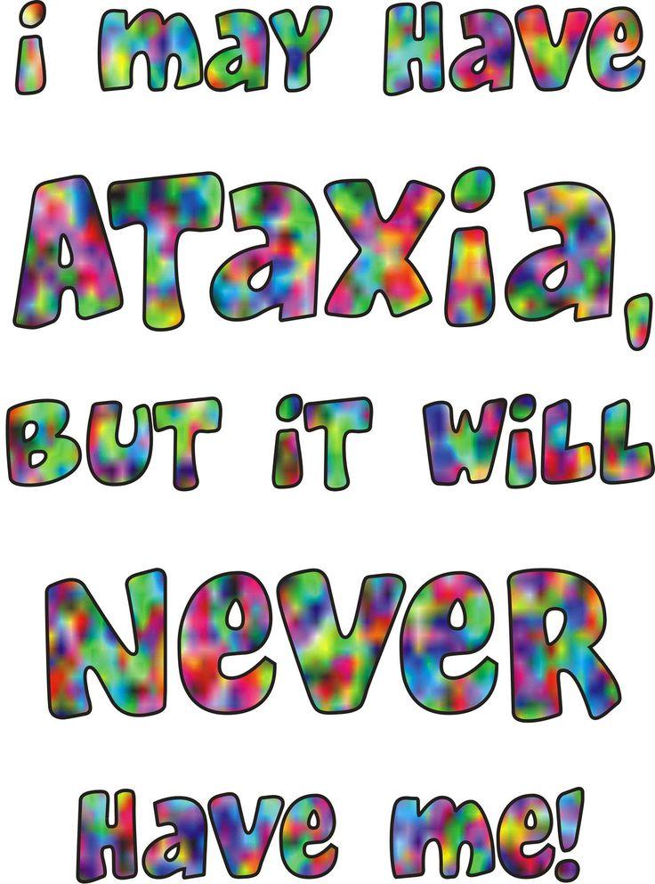 INSPIRATATION OF ATAXIA