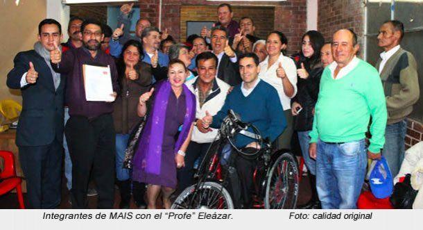 MAIS respalda a Eleázar González en su camino a la Alcaldía de Soacha - Periodismo Público