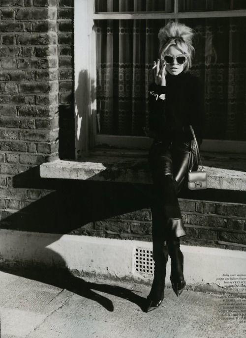 Brigitte Bardot.. one classy lady