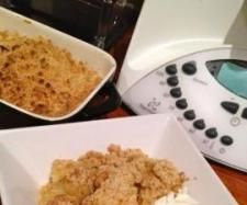 Recipe Quick and Easy Gluten Free Apple Crumble by Lorinda - Recipe of category Desserts & sweets