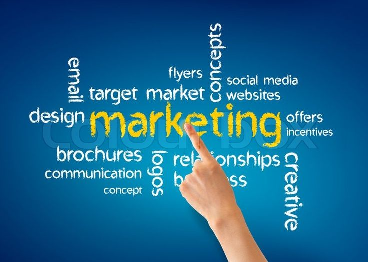 'Marketing'