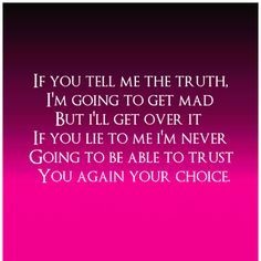 quotes about truth and lies in relationships - Google Search