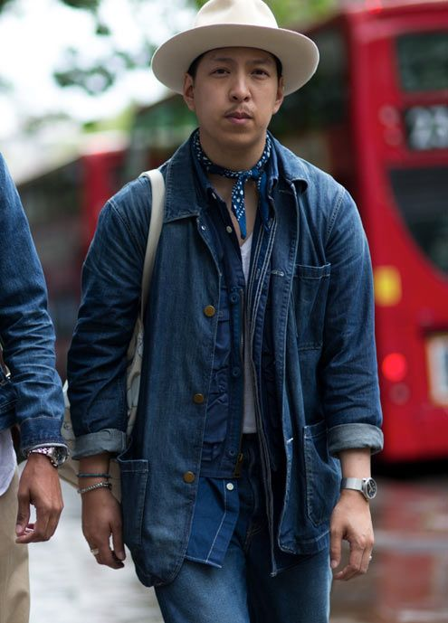 Bandannas and neck scarves - Topman trend for SS16