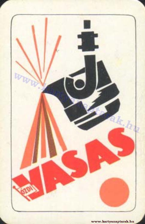 1974 - 1974_0738 - Régi magyar kártyanaptárak