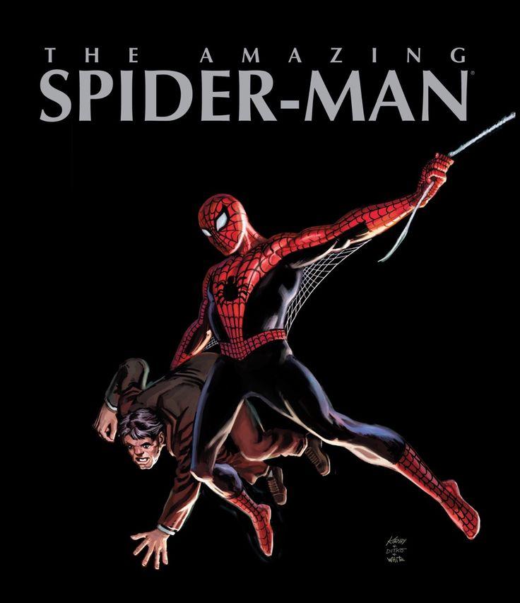 Amazing Spider-Man Marvel Masterworks vol.1 TPB