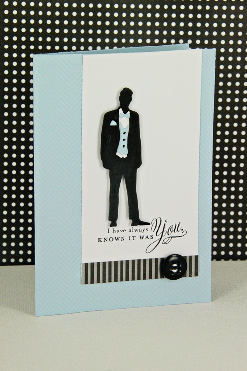 It Was You Card by Erin Lincoln for Papertrey Ink