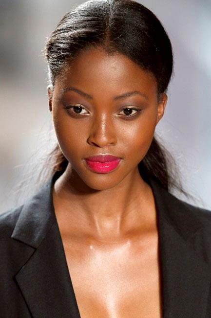 Zimbabwe Black Woman  My Black Is Beautiful  Lipstick -6395