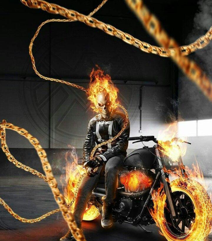 Ghost Rider / Robbie Reyes!
