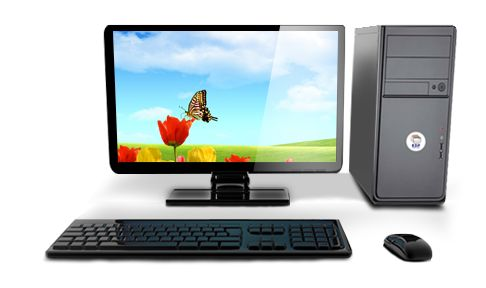 RDP Commercial Desktop PC's comes with highest commercial Grade hardware with affordable prices
