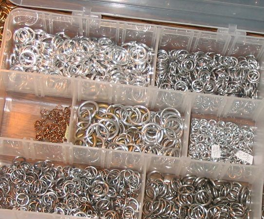 How to Make Chainmail - maybe more than you wanted to know! #wire #jewellry #tutorial