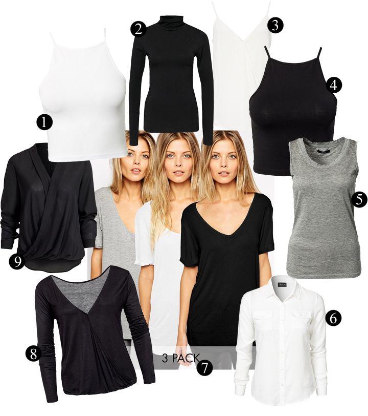 Basic Fashion Tips Fashion Inspo Pinterest