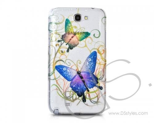 3D Raindrop Series Samsung Galaxy Note 2 Cases N7100 - Butterfly  http://www.dsstyles.com/samsung-galaxy-note-2-cases/3d-raindrop-series-n7100-butterfly.html