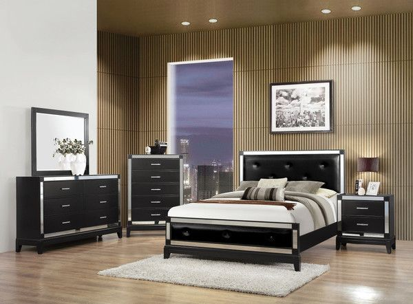 chelsea queen bedroom set