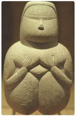 The Ozieri culture (or San Michele culture) was a prehistoric pre-Nuragic culture that lived in Sardinia from c. 3200 to 2800 BC.      [Dea Madre Museo Archeologico Nazionale di Cagliari