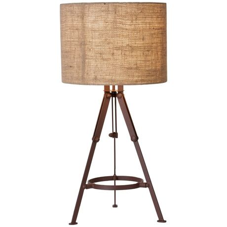 HORDEN tripod table lamp | Tripod table lamp, Tripod and ...