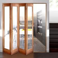 Puertas que se doblan para separar habitaciones #puertasplegables #puertas #hogar #tips #decoracion #consejos #ahorrarespacio #plegables