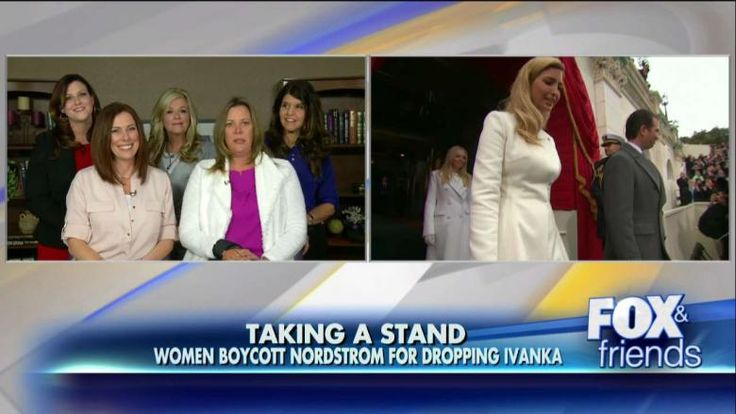 A group of women from Arizonacanceled their Nordstrom accounts after the retailer dropped Ivanka Trump's fashion line.