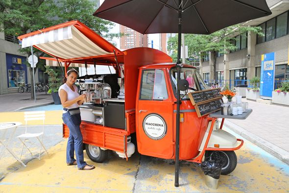 Torontonians can now take their pick of coffee trucks #Toronto #Coffee