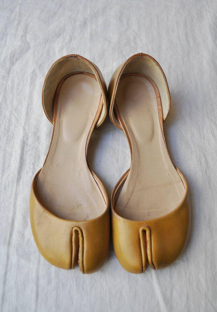 Maison Martin Margiela Tabi shoes