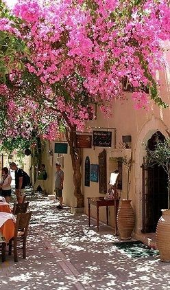 Crete - walking tour would be amazing