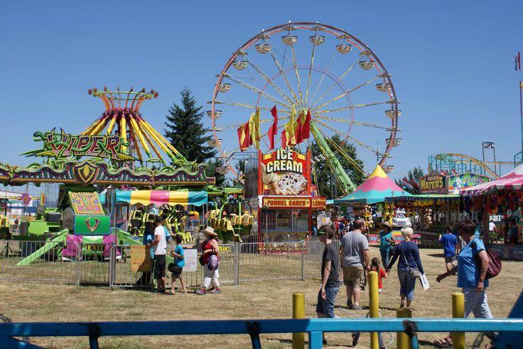 Washington County Fair, Hillsboro Oregon. July 2013