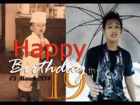 Tude Wira Saputra Birthday 19 th Movie