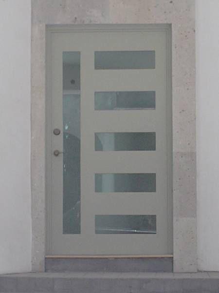11 mejores im genes de puerta de aluminio en pinterest for Puertas que abren hacia afuera