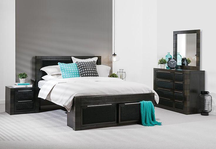 Boutique 5 Piece Dresser King Bedroom Suite | Super Amart