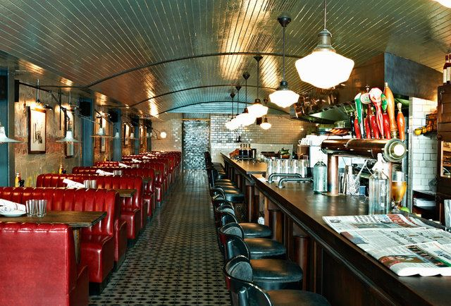 The Electric Diner - Bars - Notting Hill - Thrillist London