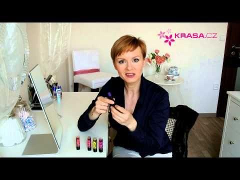 Dokonalá péče o rty - Maybelline Balzám na rty Baby Lips Elektro - YouTube